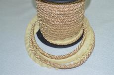 Тонкий декоративный шнур