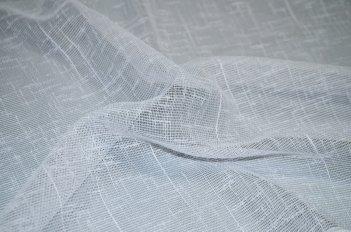 Гардина NATURAL белого цвета шириной 6 метров