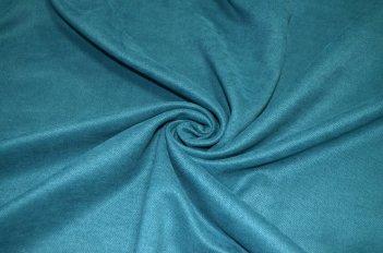 Готовая штора Diamond бирюзового цвета шириной 2 метра