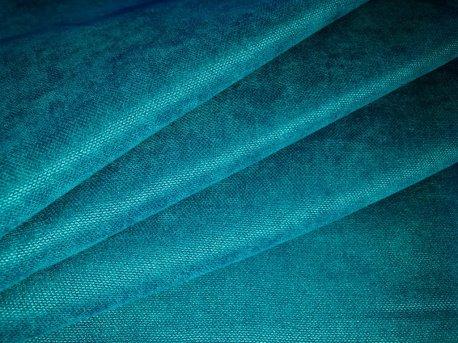 Портьера DIAMOND, цвет темно бирюзовый недорого