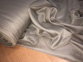 Однотонный тюль BASE светло-коричневый