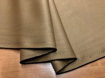 Шторный блекаут  СLOUD, цвет светло-коричневый CAMEL