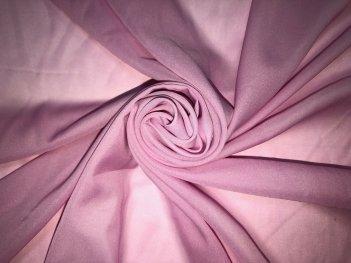 Гардина КРЕП розовый 15