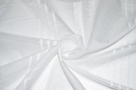 Гардина с белой полосой недорого