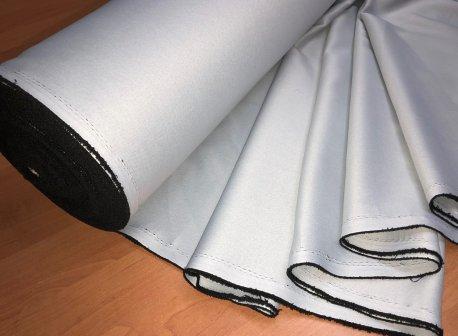 Шторный блекаут  СLOUD, цвет светло-серый недорого