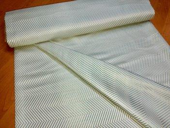 Портьера MIRAY елочка, цвет бирюзовый 103