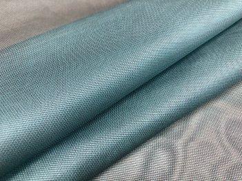 Тюль RUBY бирюзового цвета  401