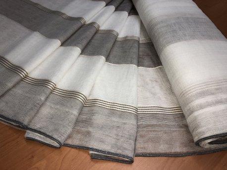 Тюль MAKARA цвет мокрый асфальт недорого
