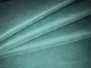Портьера DIAMOND, цвет бирюзовый
