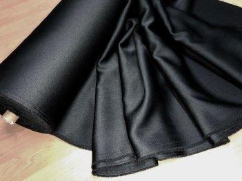 Шторный блекаут  СLOUD, цвет черный