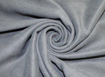 Готовая штора из ткани DIAMOND серый 2, ширина 2,0 метра