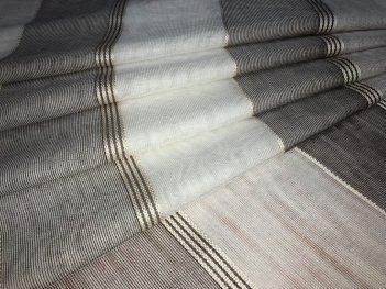 Тюль MAKARA цвет мокрый асфальт