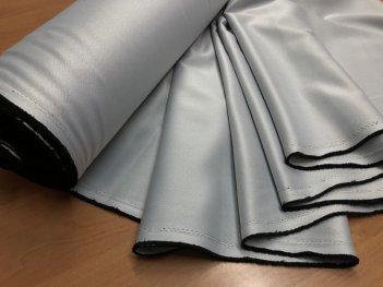 Шторный блекаут  СLOUD, цвет серый A GRI