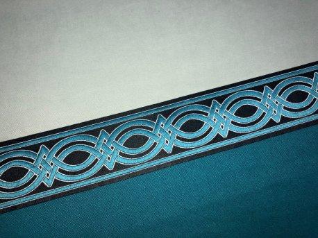 Бордюр шторный, арт 70027, цвет 09 недорого