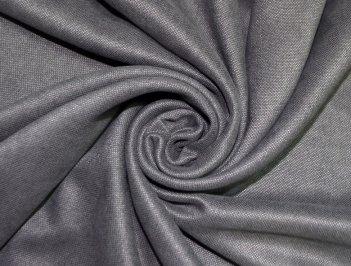 Готовая штора DIAMOND темно-серый 30, ширина 2,0 метра