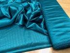 Однотонный тюль RUBY насыщенно-бирюзового цвета