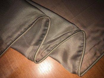 Гардина BASE светло-коричневая