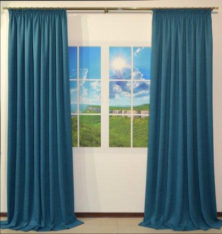 Готовые шторы DIAMOND 18, комплект 2 шторы 1,5 м х 2,65 м недорого