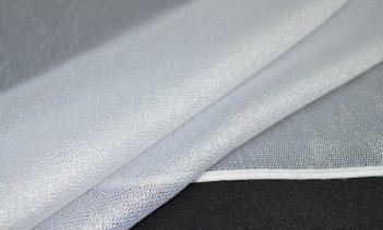Гардина гардина NET белая, ширина 5 метров
