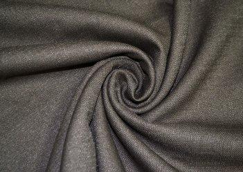 Готовые шторы SPARTA KETEN серо - бежевого цвета  (2 шт х 1,5 м)