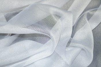 Гардина NET белая, ширина 3 метра