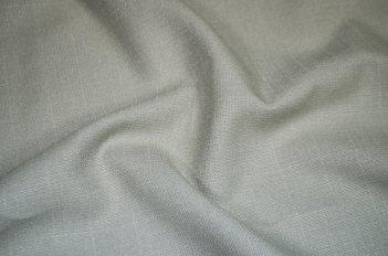 Готовые шторы SPARTA KETEN светло - серого цвета  (2 шт х 1,5 м)
