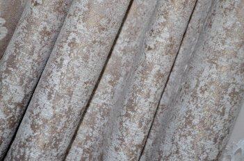 """Ткань для штор и мебели """"Фортуна"""" какао однотонный"""