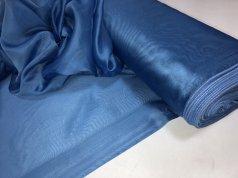 Микровуаль БИРКАН синяя 4443