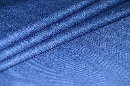 Портьера ОСКАР синяя недорого