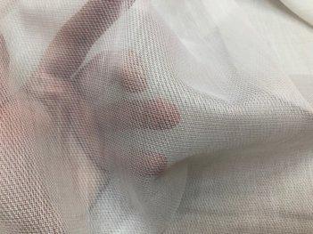 Гардина ANNET 2990 цвет кремовый V-03