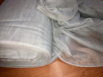 Гардина ANNET 2990 цвет серый V-02