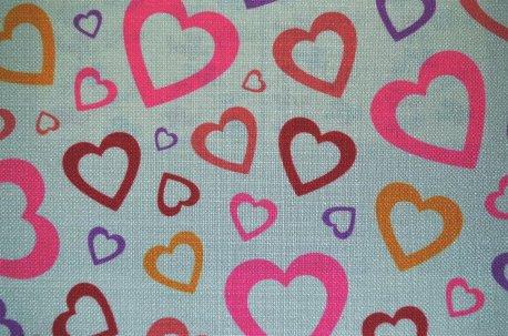 """Портьерная ткань """"Lovely"""" розовая недорого"""