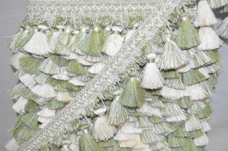 Бахрома для штор цвет мятный недорого