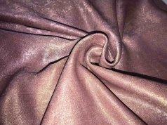 Шторная ткань Лила-венто лилового цвета