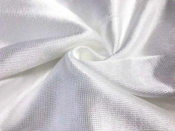 Белая сеточка с отливом