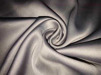Портьера Двухсторонний Блекаут цвета серый / светло-серый