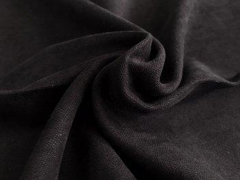 Портьера Даймонд черная