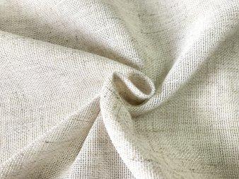 Рогожка светло-песочного цвета