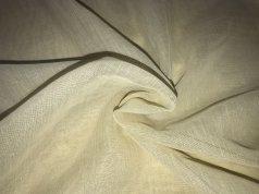 Гардина Крафт светло-песочная
