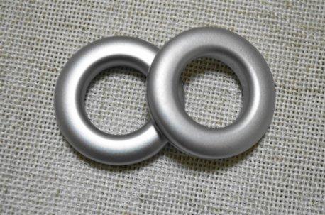 Люверсы круглые 28 мм, сатин недорого