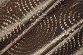 "Тафта ""Спираль"" коричневая"