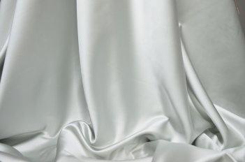 """Портьера """"Сатин"""" светло серый"""