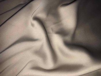 Портьера Двухсторонний Блекаут цвета какао / шоколад