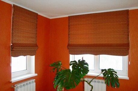 Римские шторы недорого