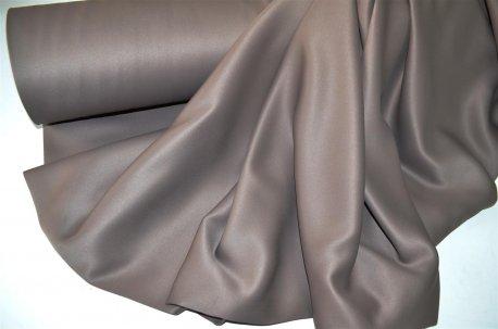 Ткань для штор Блэкаут Шедоу цвет мокко недорого