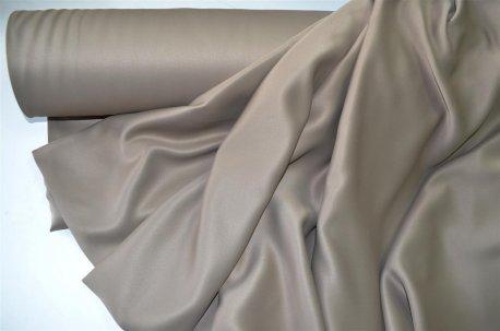 Ткань для штор Блэкаут Шедоу цвет темно-песочный недорого