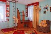 Авторский дизайн штор в детской комнате