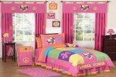Яркая и веселая детская комната - каждому ребенку будет приятно находиться в ней