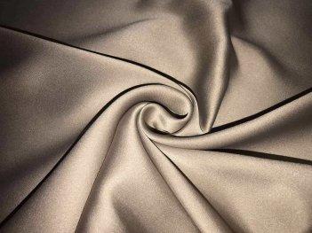 Портьера Двухсторонний Блекаут цвета беж / светло-коричневый
