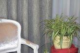 Портьера Ривьера серо-зеленая